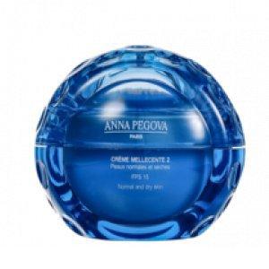 Hidratante Facial Anna Pegova Crème Mellecente 2 Fps 15 40Ml