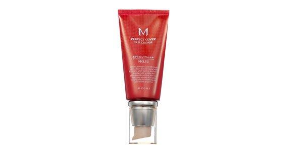 BB Cream Missha M Perfect Cover: