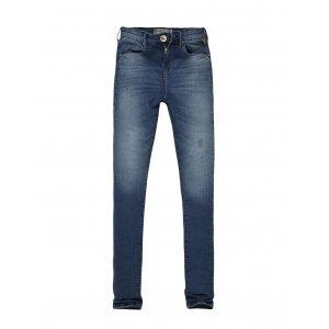 Calça Jeans Feminina Stretch Cintura Alta