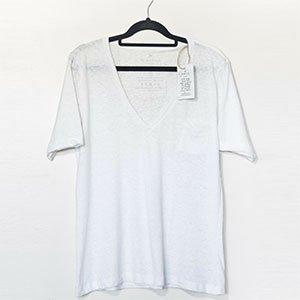 T-Shirt Bolsinho White