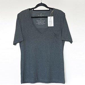 T-Shirt Bolsinho Grey