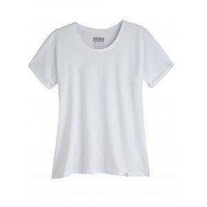 T-Shirt Essencial Boyfriend White