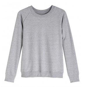 Blusa Essencial Moletom Grey