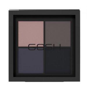 Gosh Eye Expression 002 Thunderstorm - Paleta De Sombras 10G