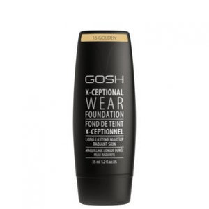 Base Líquida Gosh X-Ceptional Wear Foundation 16 Golden 35Ml