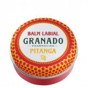 Hidratante Labial Granado Balm Labial Pitanga 13G