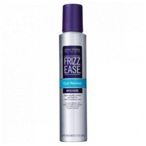 Frizz-Ease Curl Reviver - Mousse 204G