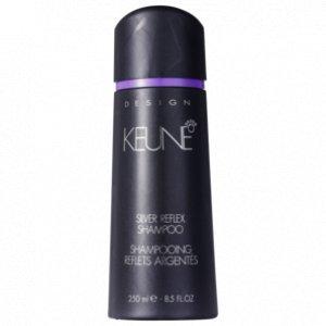 Shampoo Desamarelador Keune Silver Reflex 250Ml