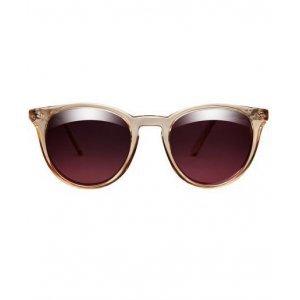 Óculos Margot Sun Pink Crystal
