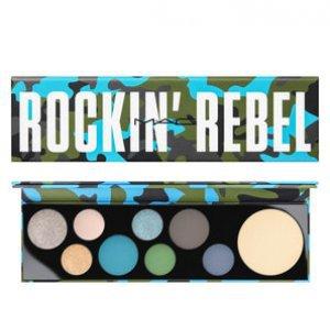M·a·c Girls Rockin' Rebel - Paleta De Maquiagem 16,5G