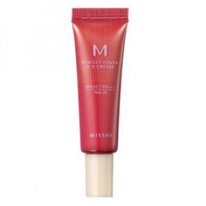 Bb Cream Missha M Perfect Cover Nº 21 Light Beige 10Ml