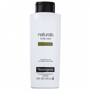 Hidratante Corporal Neutrogena Body Care Naturals 400Ml