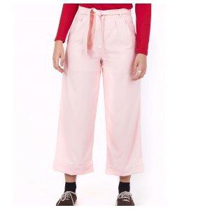 Pantalona Com Faixa