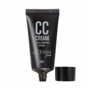 Cc Cream Complete Correction Océane Femme 30Ml