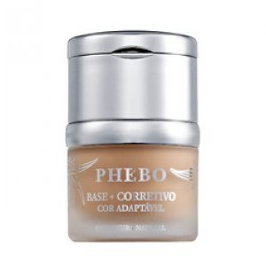 Base 25Ml E Corretivo Phebo 2,5G