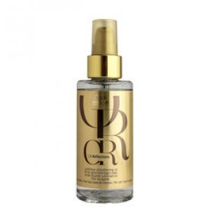 Óleo Capilar Wella Professionals Oil Reflections Luminous Smoothening 30Ml