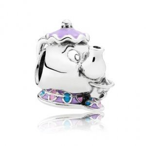 Charm Madame Samovar & Zip -
