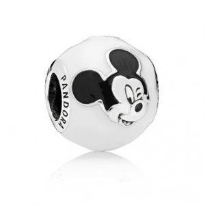 Charm Esmaltado Mickey