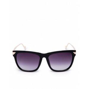 Óculos De Sol D-Frame Quadrado