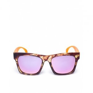 Óculos De Sol D-Frame Tartaruga