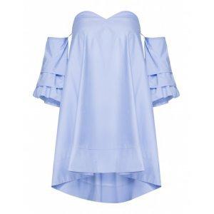 Shoulder-to-shoulder Sleeveless Dress