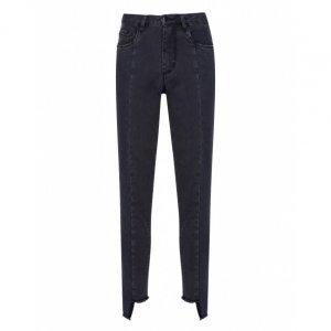 Calça Jeans Emana Recorte Black
