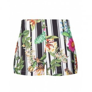 Shorts Crepe Estampado