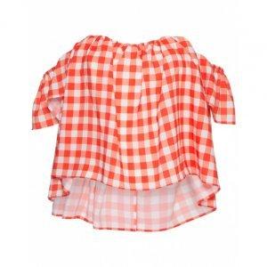 Blusa De Crepe Estampada