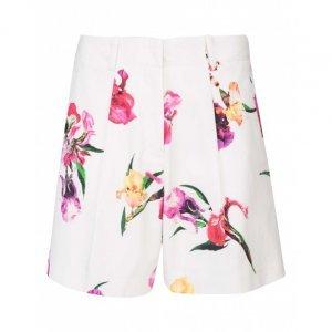 Shorts De Alfaiataria Algodão
