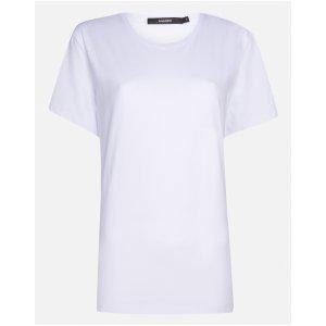 T-Shirt Básica De Algodão