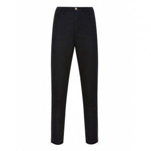 Calça Jeans Skinny Barra A Fio