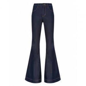 Calça Jeans Flare Basic