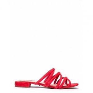 Sandália Rasteira Color Tiras