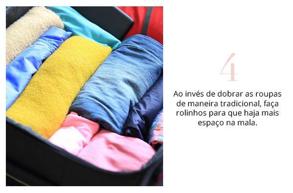 Dicas de Como Organizar a Mala por uma Fashionista