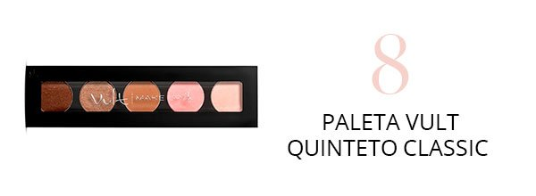 TOP 10: Paletas de Maquiagem