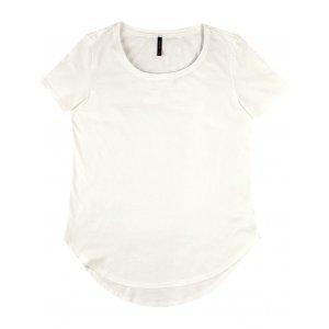 T-Shirt Mullet Em Malha De Algodão