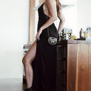 Vestido Vini Black