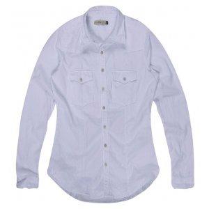 Camisa Feminina Maquinetada