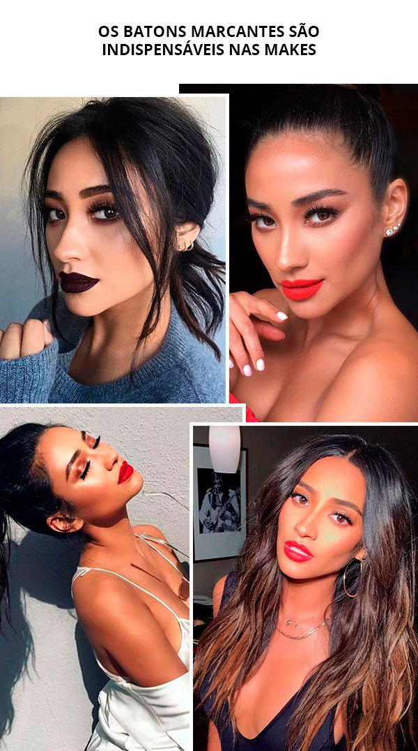Steal Her Beauty Look: Shay Mitchell