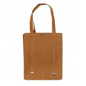 Shopper Bag Suede Sintético