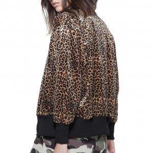 Bomber Leopard