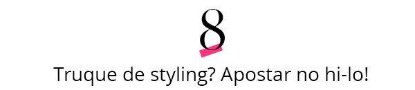 truques de styling