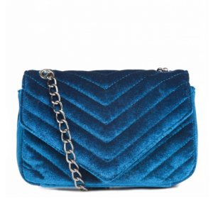 Bolsa Mini Velvet Crush