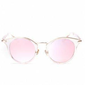 Óculos De Sol Gatinho Round