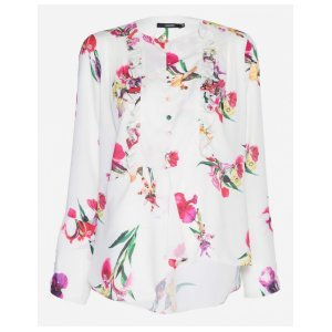Camisa Estampada Viscose