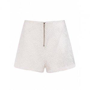 Shorts De Renda Guipir