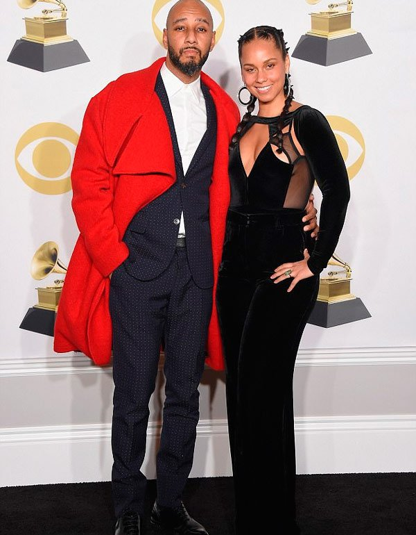 Alicia Keys e Swizz Beats