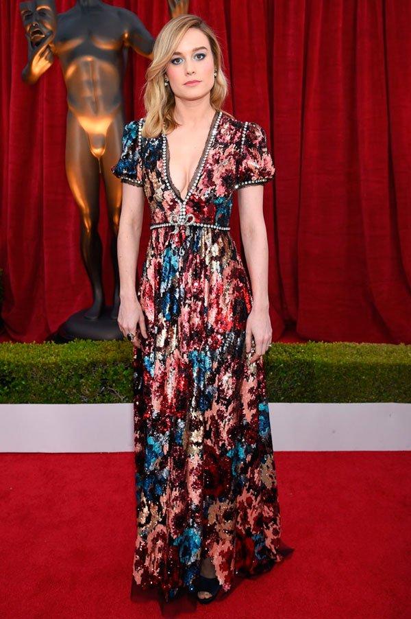 Brie Larson veste Gucci