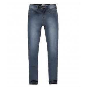 Calça Jeans Feminina Cintura Alta Skinny
