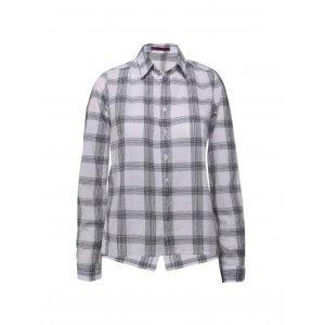 Camisa Feminina Voil Xadrez